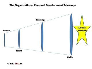 Organisational Telescope