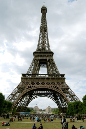 Eiffel Tower - symbolising greatness 37182491_s