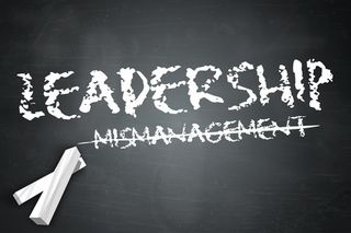 Leadership not Management 123rf_25893740_s