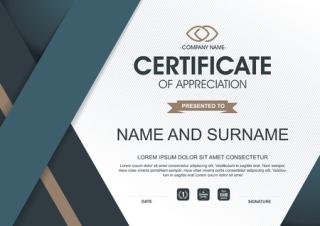 Value - certificate of appreciation 123rf.com_51624893_s