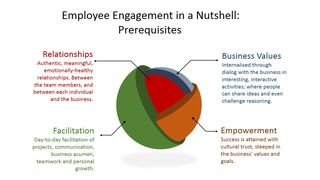 Employee Engagement in a Nutshell