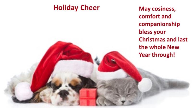 2016 Happy Holidays