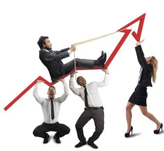 Increasing returns 36682674_s
