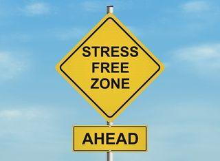 Stress free zone 42646457_s