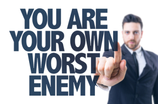 Own worst enemy 123rf.com 60747082_s