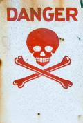 Danger 000004583633XSmall