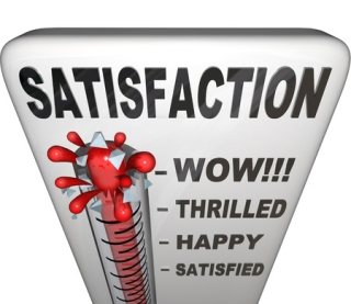 Satisfaction scale 123rf_10337420_s